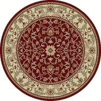 "Concord Global Chester Verdure Area Rug - 5'3"" x 5'3"""