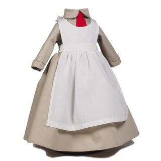 "The Queen's Treasures Salvation WWI Doughnut Girl Doll Clothing Outfit, Clothes & Accessories for 18"" Girl Dolls"