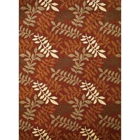 "Concord Global Chester Fern Rug - 7'10"" x 10'6"""