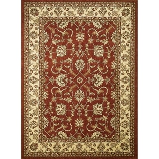 Chelsea Collection Empress Polypropylene Rug (5'3 x 7'7)