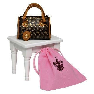 The Queen's Treasures TQT Designer Doll Handbag