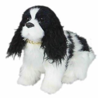 The Queen's Treasures AWSOM Pets! Springer Spaniel Fits 18 inch Girl Dolls|https://ak1.ostkcdn.com/images/products/12351156/P19179412.jpg?impolicy=medium