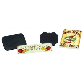 """The Queen's Treasures Farm stand Signs for use with 18"""" Dolls and 18"""" Doll Accessories"""