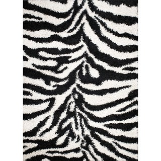 Mod Collection Exotic Polypropylene Rug ( 6'7 x9'3 )