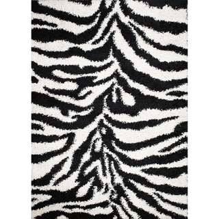 Mod Collection Exotic Polypropylene Rug (3'3 x 4'7)