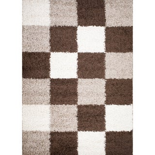 Mod Collection Shades Polypropylene Rug (3'3X4'7) - 3'3 x 4'7