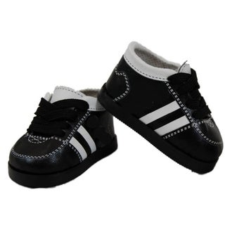 "The Queen's Treasures Soccer Sneaker Shoes for Use With 18"" Dolls and Doll Clothing"