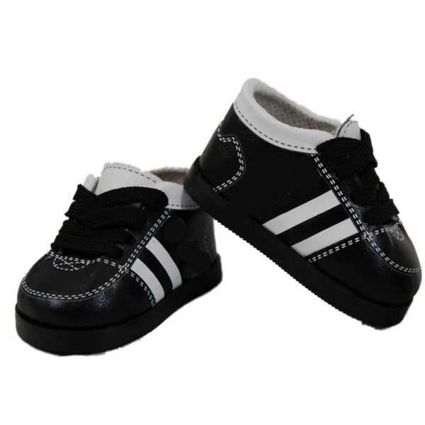 """The Queen's Treasures Soccer Sneaker Shoes for Use With 18"""" Dolls and Doll Clothing"""
