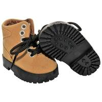 "The Queen's Treasures Hiking Boot Shoes for Use With 18"" Dolls and Doll Clothing"