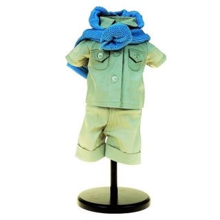 """The Queen's Treasures Dr. Goodall Outfit fits 18"""" Girl Doll Clothes & Accessories"""