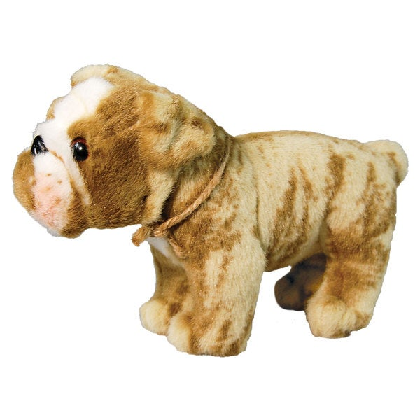 """The Queen's Treasures Officially Licensed Little House on The Prairie """"Jack the Brindle Bulldog"""" for 18"""" Dolls"""