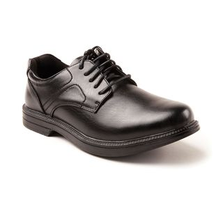 Deer Stags Men's Nu Times Leather Waterproof Oxford