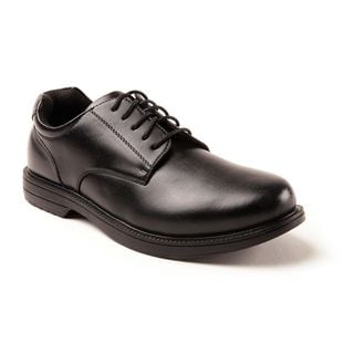 Deer Stags Men's 902 Crown Black Leather Oxford