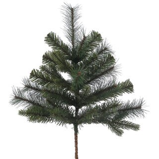 24-inch Classic Mixed Pine Spray With 27 Tips