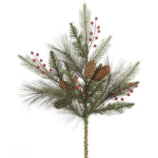 24-inch Vallejo Mix Pine Berry Spray with 18 Tips