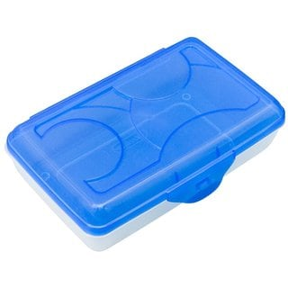 Sterilite Plastic Pencil Box