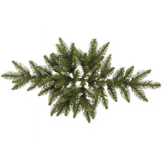 Vickerman 32-inch Camdon Fir Swag with 66 Tips