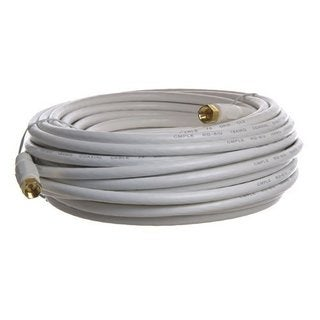 50-foot Coaxial Digital Audio Video Patch Cable