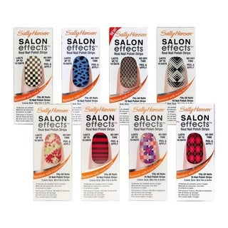 Sally Hansen Salon Effects 8-piece Nail Polish Strips Set