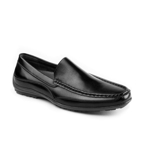 Deer Stags 902 Faux Leather/Rubber Drive Loafer