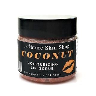 Coconut Moisturizing Sugar Lip Scrub