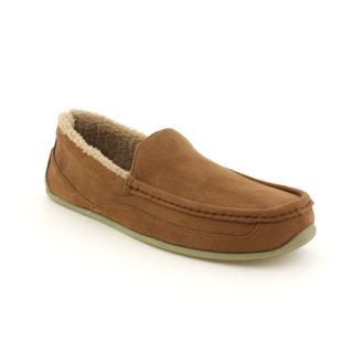 Slipperooz by Deer Stags Aspen Brown Microsuede Slipper