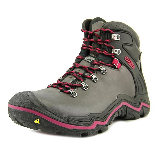 ddc2f3d15c21a Shop Keen Women's 'Liberty Ridge' Leather Boots - Free Shipping ...