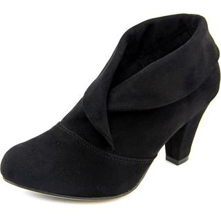 All Black Women's 'Shawl' Regular Suede Boots