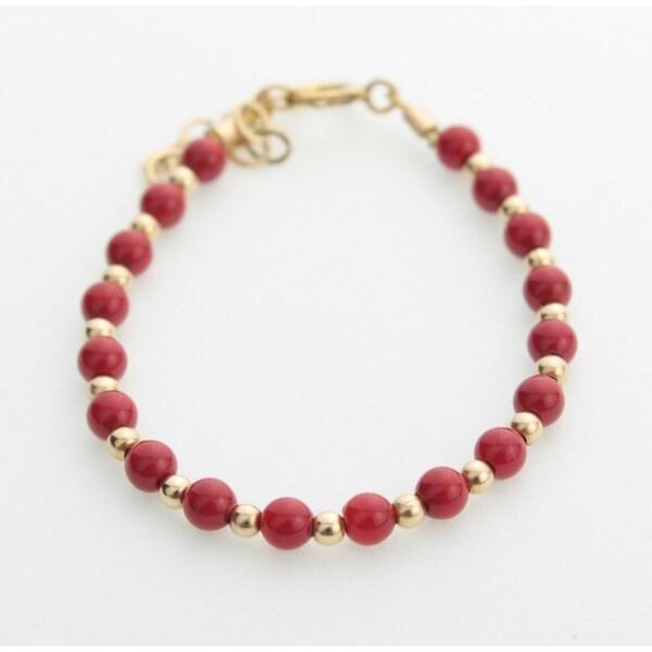 Luxury Gold Filled Baby Bracelet
