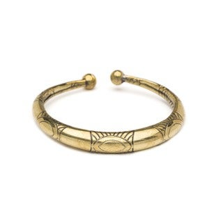 Handmade Selene Cuff - Gold (India)