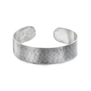 Shop Handmade Men S Raj Cuff Silver India Free Shipping On