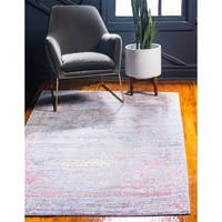 Unique Loom Lyrica Austin Area Rug - 5' x 8'