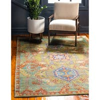 Unique Loom Cabaletta Austin Area Rug - 5' x 8'