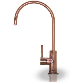 iSpring European Designer Drinking Water Faucet with Antique Wine Finish