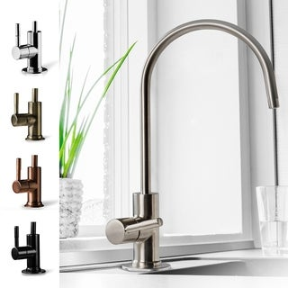 iSpring GA1-BN Brushed-nickel European Drinking Water Faucet