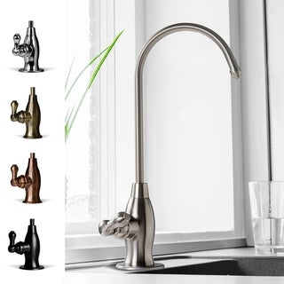 iSpring Reverse Osmosis Filtration System Drinking Faucet -Coke Shaped