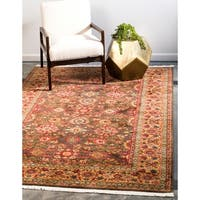 Unique Loom Larkspur Edinburgh Area Rug - 5' X 8'
