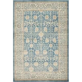 Safavieh Handmade Cambridge Moroccan Light Blue