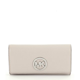 Michael Kors Fulton Cement Carryall Wallet
