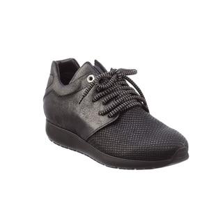 Andia Fora Alcon Reptil Print Men's Sneaker