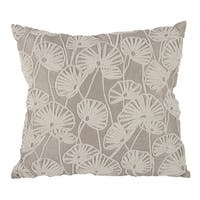 18-inch x 20-inch 100-percent Cotton Embroidered Pillow