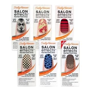 Sally Hansen 6-piece Salon Effects Set