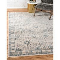Unique Loom Birch Paris Area Rug - 5' x 8'