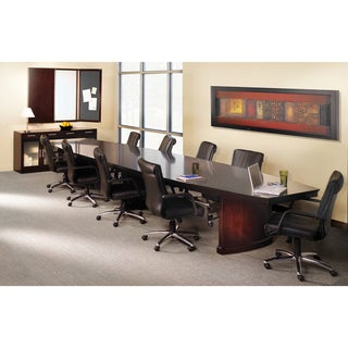 Mayline Sorrento Series 30' Rectangular Conference Table