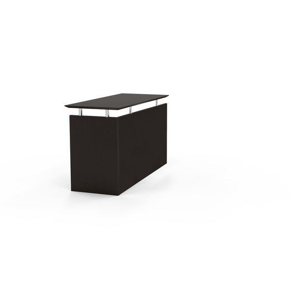 Mayline Medina Series 48 5 Inch Non Handed Return Reception Desk