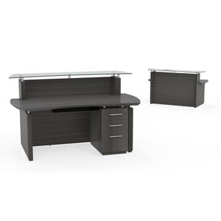 Mayline Sterling Series 72-inch Reception Desk