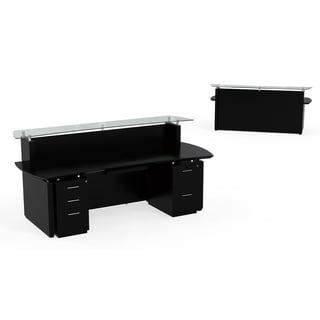 Mayline Sterling Series 96-inch Reception Station Desk