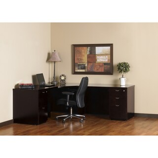 Mayline Mira Series Typical #31 Executive Desk