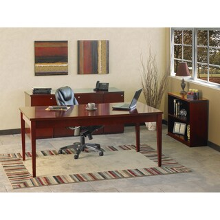 Mayline Luminary Series Typical Office Suite 36