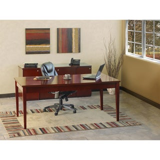 Mayline Luminary Series Typical Office Suite 35
